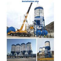 China Bolted Type Cement Silo 50T - 2000T With Strong Anti Corrosion Ability on sale