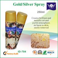 Wholesale Gold / Silver Party String Spray To Creates Brilliant And Metallic Art from china suppliers