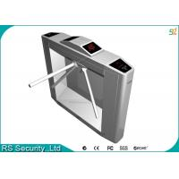 Wholesale Security Access Waist Height Turnstiles IR Sensor Attendance Barrier from china suppliers