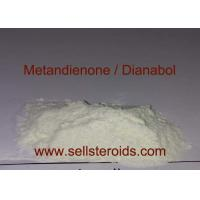Wholesale Human Growth Hormone Steroids Metandienone / Dianabol Powder CAS 72-63-9 from china suppliers