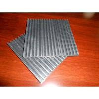 Wholesale SBR + NR + Rapeseed Oil Anti Virate Pad , Shock Absorber Mat from china suppliers
