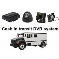 Wholesale Cash in transit 4 Camera Car DVR System For Bank or Government Project from china suppliers