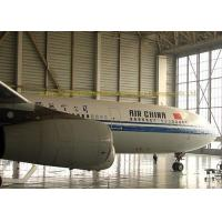 Wholesale High Eave Big Canopy Steel Airplane Hangars Aircraft Hangar Tent from china suppliers