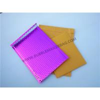 Wholesale Large Pink Kraft Bubble Mailers 180x165 #CD-DCD For Household Puncture Resistant from china suppliers