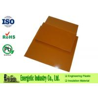 Wholesale Orange Phenolic Plastic Sheets from china suppliers