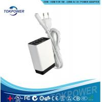 Wholesale Wall Adapter Power Supply 5V 8A 40W 2 Euro pin  for Digital Products from china suppliers