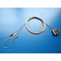 Wholesale 1.0mm Stainless Suspended Cable with Locking Clips And Ceililng Parts from china suppliers