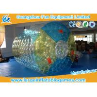 Wholesale Adults / Childs Inflatable Water Roller  2.7 * 2.4 * 1.8m Human Zorb Ball from china suppliers
