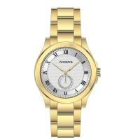 Wholesale Gold OEM Full Stainless Steel Watches With Luxury Casual Small Dials from china suppliers