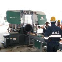 Buy cheap High Speed Pipe Cutting Band Saw Machine from wholesalers