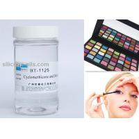 Wholesale 6500 Cst Viscosity MakeUp Silicone Blend BT-1125 Excellent Affinity For Skin from china suppliers