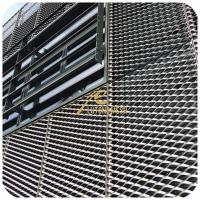 Wholesale Expanded Metal Sheet,Aluminum Expanded Metal Mesh for Architect Project from china suppliers
