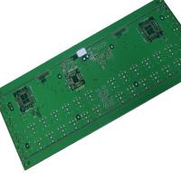 Wholesale 2 Layer Glass Epoxy FR4 PCB 1.6MM Shake Car 1.2MM FR4 Circuit Board Stable from china suppliers
