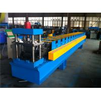 Wholesale Large 7.5KW Decoiler Door Frame Forming Machine 1.2mm Thickness from china suppliers