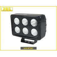 Wholesale Offroad 10W CREE Led Work Light For Tractors / Communication Vehicle from china suppliers