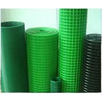 "Wholesale Square PVC coated welded wire mesh , 1/2"" x 1/2"" , BWG 20, rust - resistant from china suppliers"