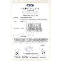In Home Enterprise Limited Certifications