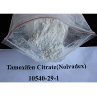 Wholesale 99.5% Sex Steroid Hormones Tamoxifen/ Nolvadex Pharma Raw Materials white powders from china suppliers
