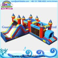 Wholesale cheap inflatable obstacle course, hot outdoor obstacle course equipment from china suppliers