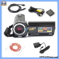 "Wholesale HDV-888 3"" LTPS LCD 8x Advanced Digital Video Camera Black-E02218 from china suppliers"