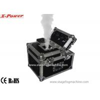 Wholesale Professional Low Hazer Fog Machine 500 Watt With Flight Case For Various Indoor Places, Pub  X-013 from china suppliers