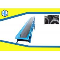 Wholesale Stable Performance Inclined Magnetic Belt Conveyor For Bulk Materials / Mining from china suppliers