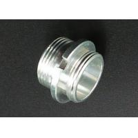 Quality Anodized Machined Metal Parts Aluminum Alloy Connector Bushing Turning for TV for sale