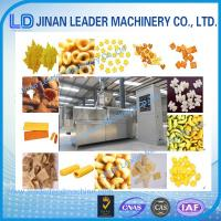 Wholesale Puffed cheese ball corn snack extruder machine Jinan factory from china suppliers