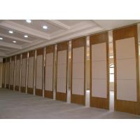 Wholesale Fabric Partition Walls , residential movable walls For Schools from china suppliers