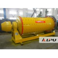 Wholesale Grate Type Limestone Grinding Ball Mill Iron Ore Ball Mill in Mining Industry from china suppliers
