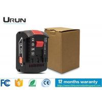 Wholesale Safe Bosch 18V Battery / Rechargeable Li Ion Battery For Power Tools from china suppliers
