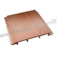 Wholesale 150 outside planel ,  outdoor wall board copy wood wpc wood,  elegant and detailed shape design from china suppliers
