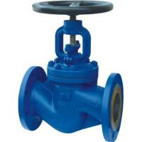 Wholesale Flexible Wedge Cast Globe Valve / Cast Steel Globe Valve Stable Performance from china suppliers