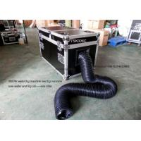 Wholesale 3000w Stage Fog Machine Oil Based Vs Water - Based Hazers Ground Smoke Machine from china suppliers
