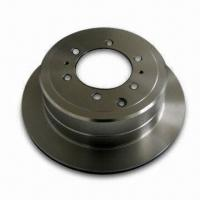Wholesale Brake Disc with High Stability and Thermal Properties, OEM Orders are Welcome from china suppliers