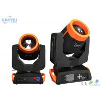 Buy cheap 230W 7R Spot Wash Light  Beam Moving Head Light With Yellow Ring from wholesalers