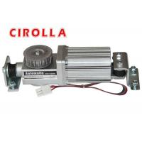 Wholesale Curved Door Automatic operation Square Brushless DC Motor With Silent Working from china suppliers