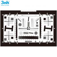 Wholesale 4000 Lines Iso 12233 CCTV Camera Resolution Test Chart MTF Target TV Line 8X 160x284.4cm from china suppliers