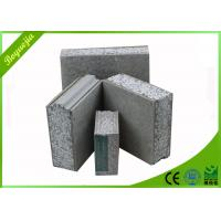 Wholesale Earthquake Resistance Composition Panel Sandwich Exterior Wall And Roof from china suppliers