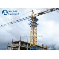 Wholesale Outside Climbing Power Cable Jib Tower Crane with Remote Controller / Block Box from china suppliers
