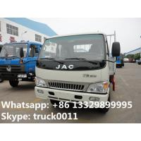 Wholesale Factory direct sale JAC 4*2 LHD 5-8ton cargo truck with cheapest price, hot sale high qualiJAC LHD cargo truck from china suppliers