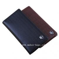 Wholesale Fashion PU Men Travel Card Wallet (MH-2077) from china suppliers