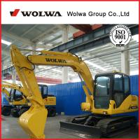 Wholesale DLS100-9B 9Tcrawler hydraulic excavator from china suppliers