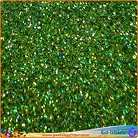 Buy cheap High quality Laser glitter powder for decoration, nail art, cosmetic, printing, textile etc. from wholesalers