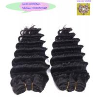 Wholesale hot selling shedding&shedding free top quality virgin Brazilian kinky curly hair extension from china suppliers