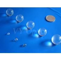 Wholesale optical K9 sapphire spherical ball lens half ball lens from china suppliers