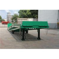 Wholesale 6 - 10 Tons Mobile Loading Ramp DCQY10-0.8 For Container Loading / Unloading from china suppliers