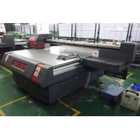 Wholesale Glass Large Format Commercial UV Flatbed Printer with 2500x1300mm Epson DX5 Head from china suppliers