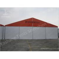 Wholesale Logistics Aluminum Frame Industrial Storage Tents , Temporary Storage Tents from china suppliers