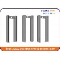 Wholesale 24 zone Waterproof Metal detector gate / Airport Security body Scanner with high sensitivity from china suppliers